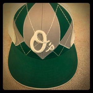 """Vintage O's logo Cap! Orioles """"old school"""" Cap!"""